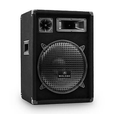 Altavoz Pasivo PA Parlante altavoces potencia Hi-Fi pro bodas -B-Stock
