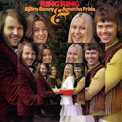 ABBA Ring Ring LP Vinyl NEW