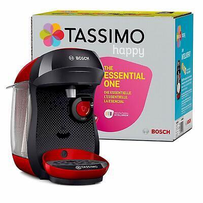 Cafetera de Capsulas automatica BOSCH Tassimo TAS 1003, 0,7 Litros, 1400W, café