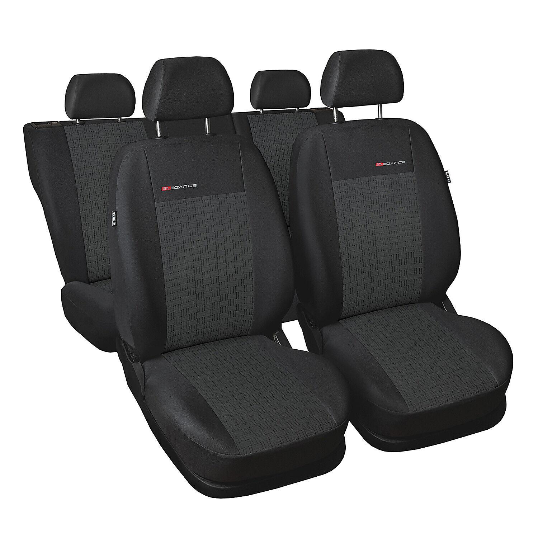 Opel Astra Front 1+1 Universal Sitzbezüge Schonbezüge Schonbezug Autositzbezüge