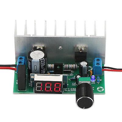 Lm317 Digital Display Adjustable Power Supply Dc 1.2532v Voltage Regulator