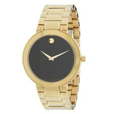Movado 0607279 Men's Stiri Black Quartz Watch