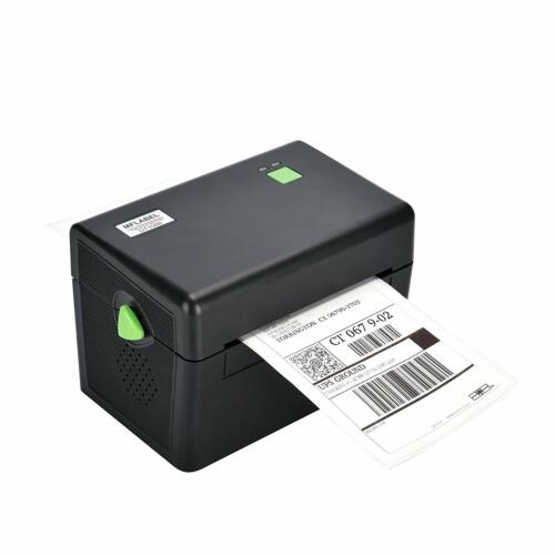 MFLABEL Commercial 4x6 Thermal Shipping Label Barcode Printe