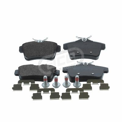 Peugeot 3008 T84 Hatchback 2009-2017 1.2 1.6 2.0 Rear Brake Pads W104-H56-T17.3