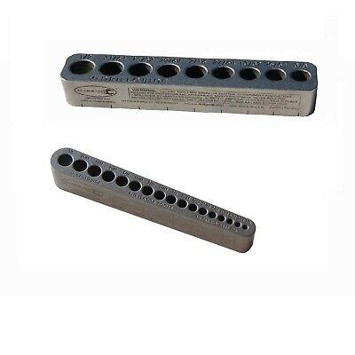 Big Gator Tools Bgt V-drill 2 Pack V-drillguides-used