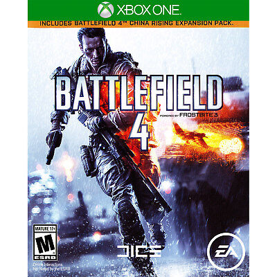 Battlefield 4 Xbox One [Factory Refurbished]