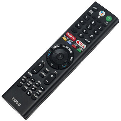 New RMF-TX220U Voice Remote Control for Sony Smart TV  4K ULTRA HDTV RMF-TX310U