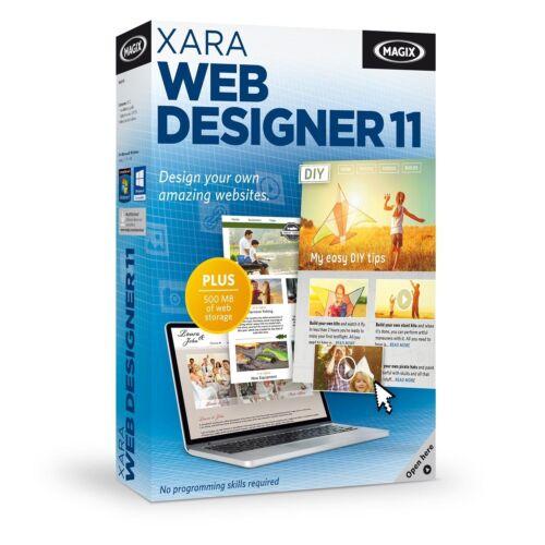 Magix 8129873 Xara Web Designer 11 Windows
