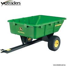 John Deere 10P poly trailer Warragul Baw Baw Area Preview