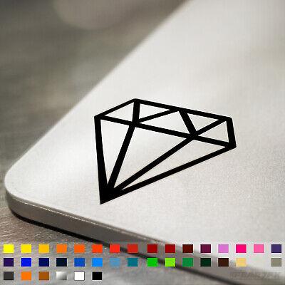 Diamond Decal Sticker For Car Van, Laptop, Computer PC, JDM, Gadget, Dashboard