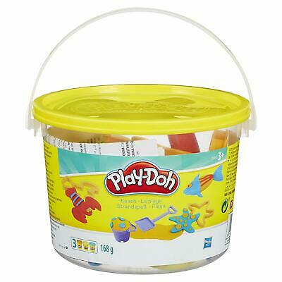 Play-Doh Beach-Themed Bucket - Interactive fun kids of all ages!