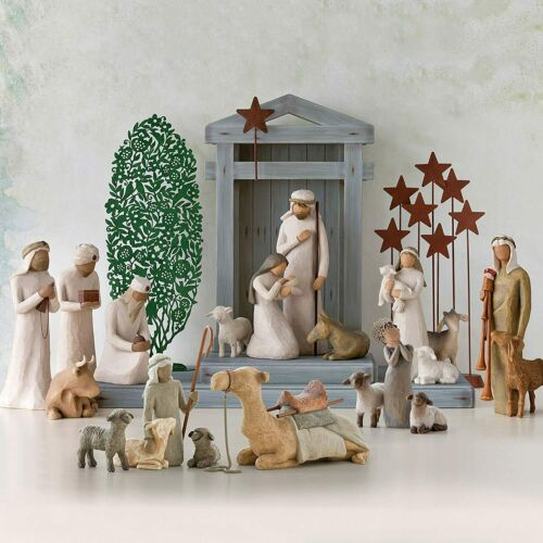 Willow Tree Nativity Sets, Susan Lordi's Sculpted Hand-Painted Nativity Figures