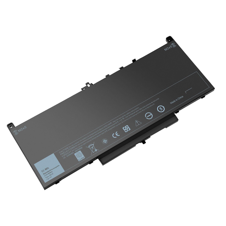 7.6V J60J5 Battery For Dell Latitude E7270 P26S001 E7470 P61G001 Series PDNM2 - $29.99