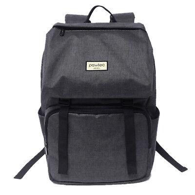 "Pawtec 15.6"" Laptop Backpack for Laptops and MacBooks – Li"