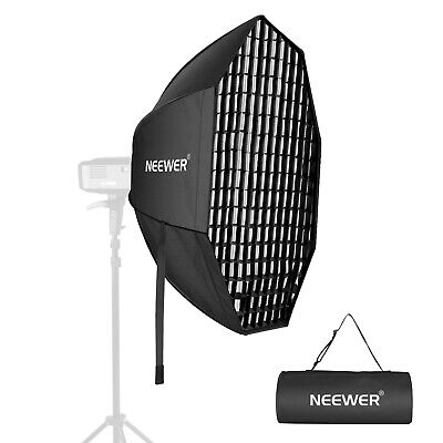 36 Inches Octagon Quick Collapsible Softbox with Bowens Mount Removable