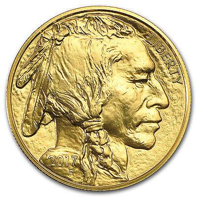 Special Price!! 2017 1 oz Gold American Buffalo Coin Brilliant Uncirculated BU