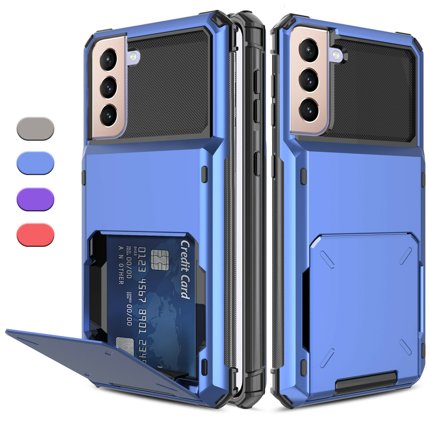 For iPhone 12/Pro Max 5G/11/X/XR/XS Max Battery Charging Case Power Bank Charger Cases, Covers & Skins