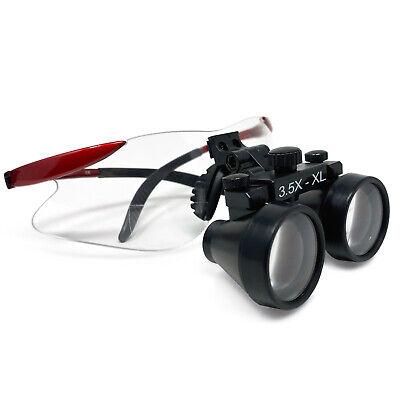 Dental Loupes 3.5x-xl Glasses Surgical Loupes Optical Magnification Loupes