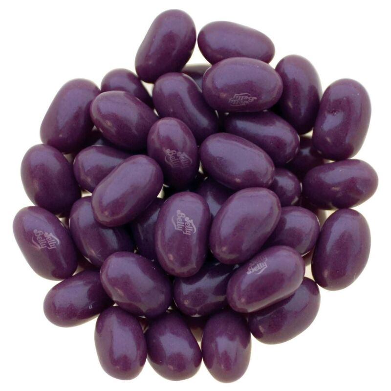Jelly Belly® Grape Crush Jelly Beans Fat Free Gluten Free G