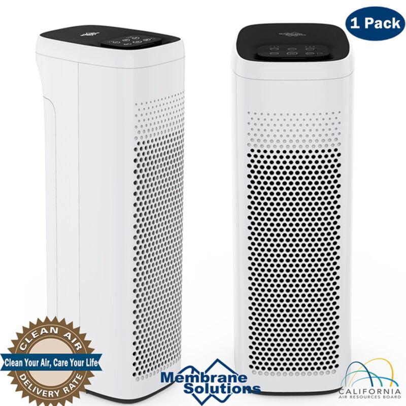 Home Air Purifiers For Large Room Medical Grade HEPA Air Purifier Smoke Odor Pet
