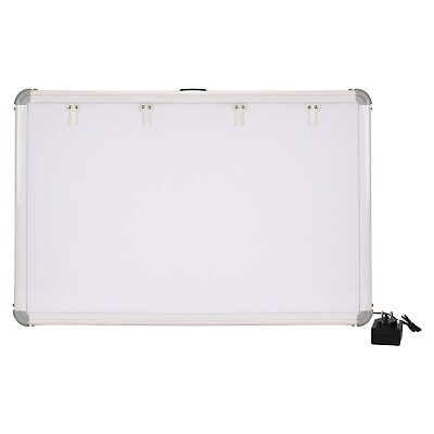 Led X-ray View Box With Automatic Film Activation Variable Brightness Control