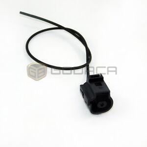 1x Connector 1-way 1 pin for Audi Oil Pressure Sensor 1J0 973 081