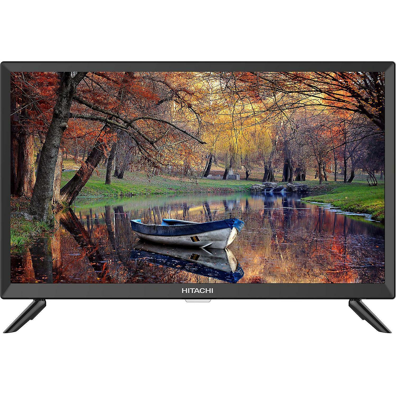 "Hitachi 22"" Model  22C32 Class Full HD LED TV, 120 Backlight, USB + HDMI Input"