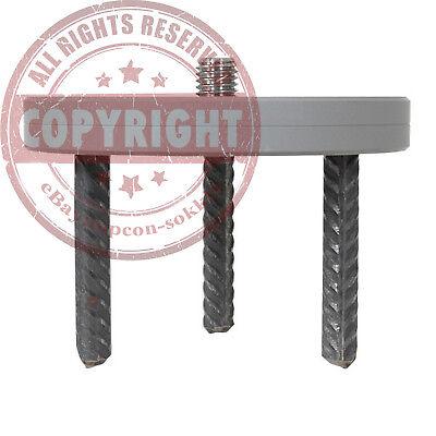 Column Plate Surveyingtotal Stationgpsrtkconcretetopcontrimbleleicaseco