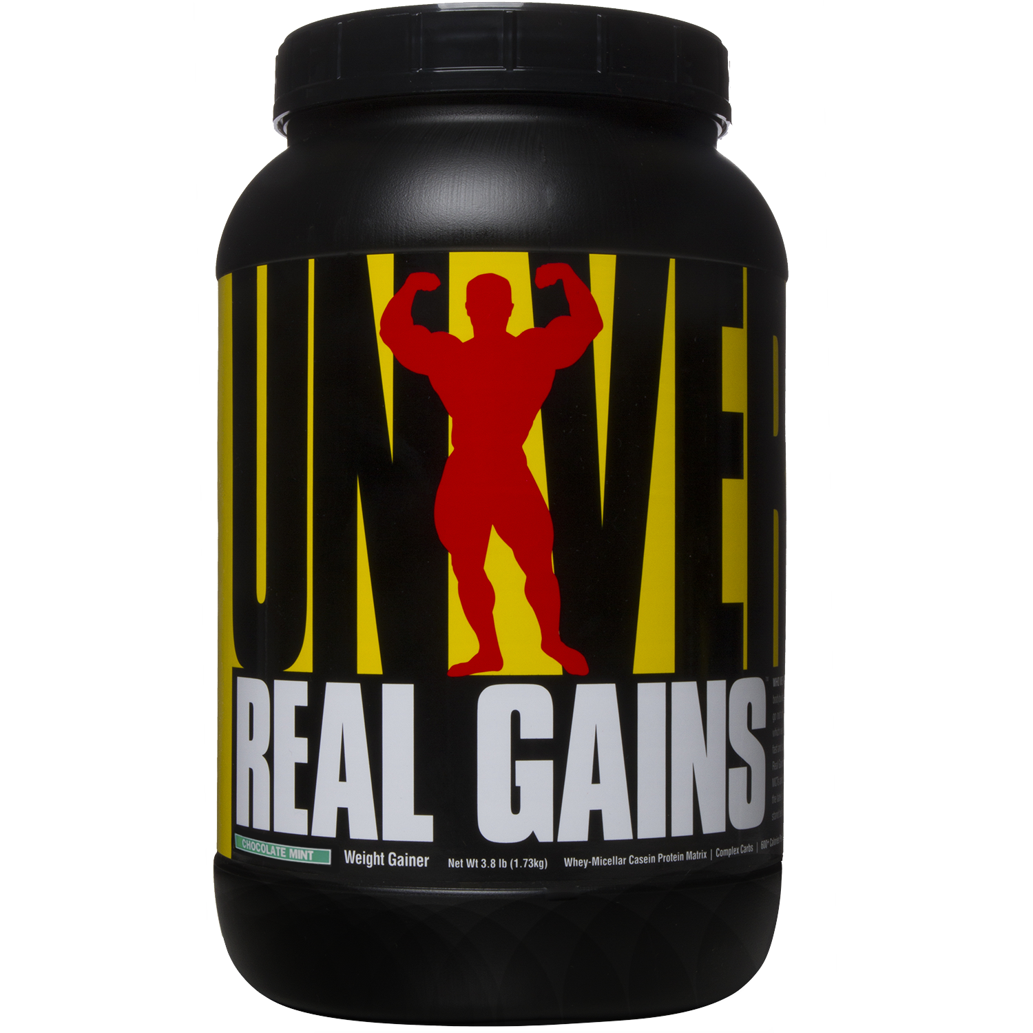 Universal Nutrition Real Gains Weight Gainer, Meal Replaceme