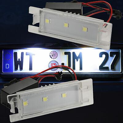 LED Kennzeichenbeleuchtung für ALFA ROMEO 147 | 156 | 159 | 166 | GT [71001-50]