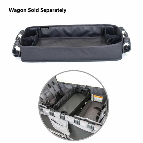 WonderFold W4 Snack Tray with Cup Holders