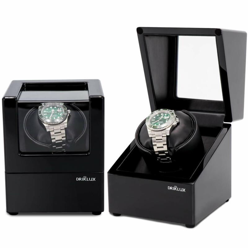Driklux Automatic Single Watch Winder Case For Rolex With Qu