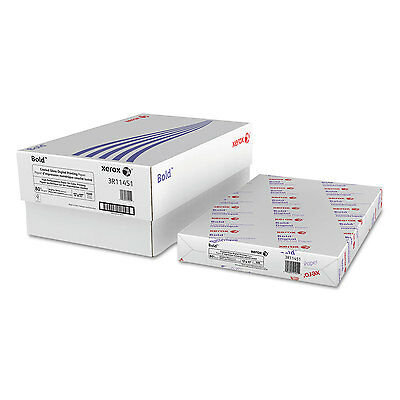 Xerox Bold Coated Gloss Digital Printing Office Paper 11 X 17 White 500 Sheets