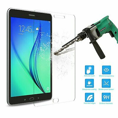 Tempered Glass Screen Protector For Samsung Galaxy Tab A 8.0″ T350 Computers/Tablets & Networking