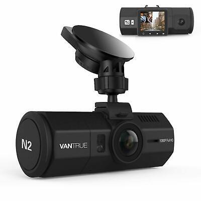 Vantrue N2 1080P Dual Dash Cam  1080P FHD Recorder Cars SUV Truck