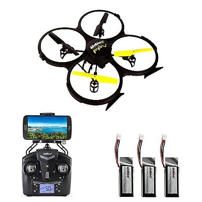 UDI U818A Wifi RC Quadcopter Drone for Beginners FPV Paramount RTF UAV  with 2.4GH.