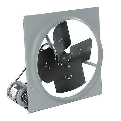 24 Exhaust Fan - Belt Driven - 3270 Cfm - 230460 Volts - 13 Hp - 3 Phase