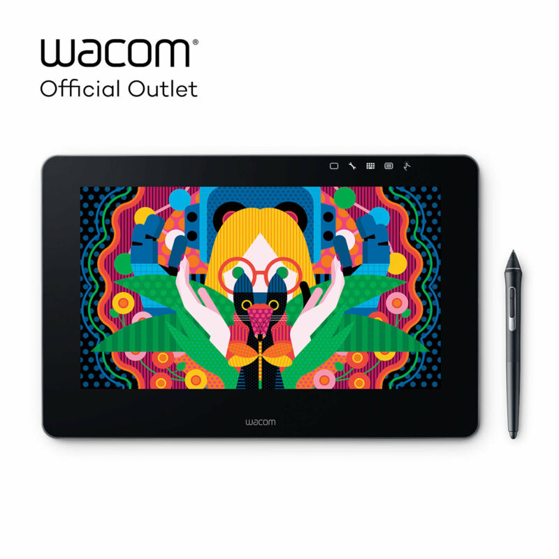 "Certified Refurbished Wacom Cintiq Pro 13 13.3"" Pen Display with Link Plus"