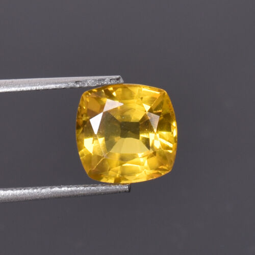 4.80 Ct Natural Oregon Flawless Sunstone Yellow Golden Color Certified Gemstone