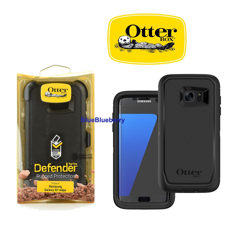 Otterbox Defender Samsung Galaxy S7 edge Rugged Case w/
