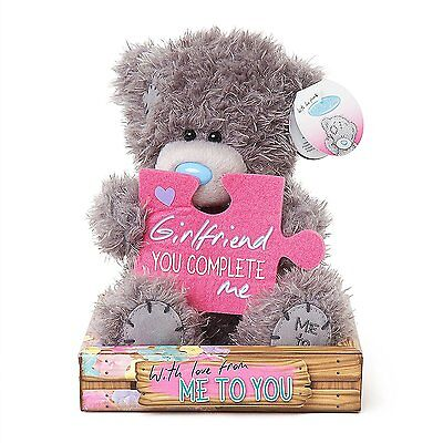 """ME TO YOU TATTY TEDDIES TEDDY BEAR 7"""" GIRLFRIEND YOU COMPLETE ME - 4093  REDUCED"""
