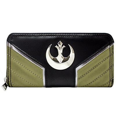 Official Star Wars Rogue One Jyn Green Coin & Card Clutch Purse *SECOND*