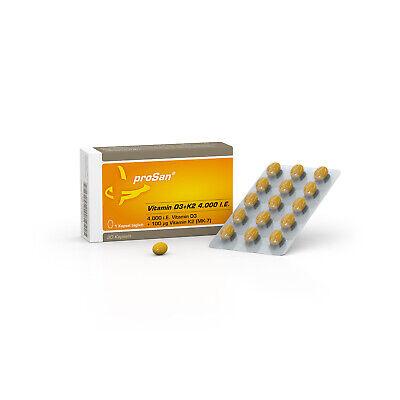 proSan Vitamin D3+K2 4.000 I.E. PZN: 12455415