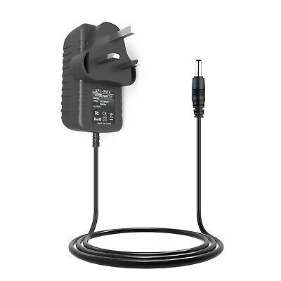 UK Plug Power Adapter Charger Mains for Motorola MBP27T Baby Monitor