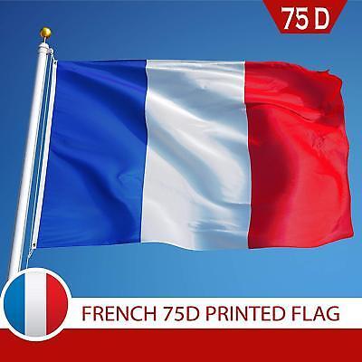 3x5 French France Flag 3'x5' House Banner grommets super polyester