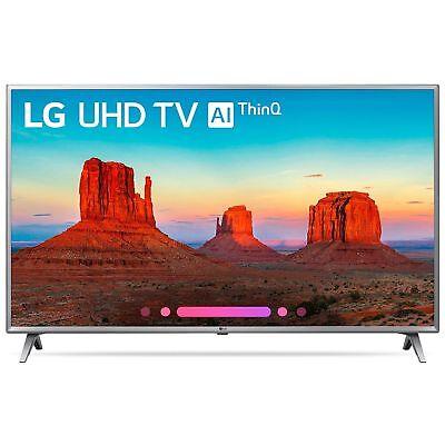 """LG 43"""" Class 4K (2160P) Smart LED TV (43UK6500AUA)"""