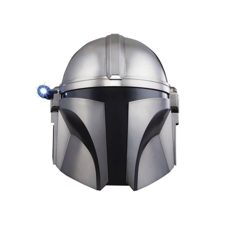 Star Wars The Black Series The Mandalorian Electronic Replica Helmet