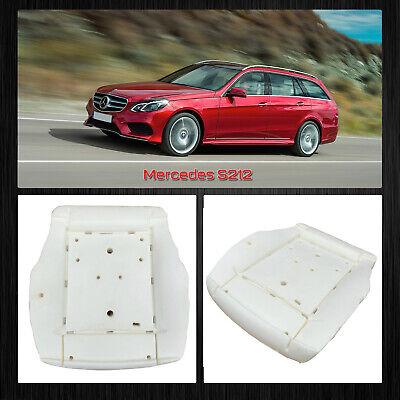 Für Mercedes E-Klasse W212 Fußmatten Hohe 3D Gummi Automatten Grau 2009-2014