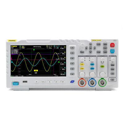 "FNIRSI-1014D 7"" LCD 2 Channel Signal Generator Digital Storage Oscilloscope H0V2"