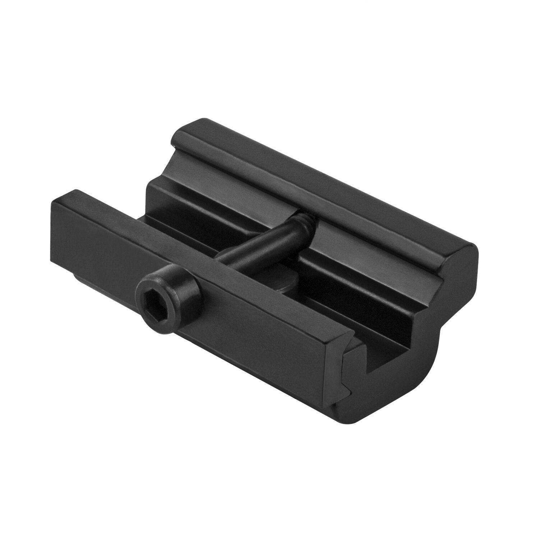 Ncstar Rail Mounted Sling Swivel Stud/ Bipod Adapter, BLACK